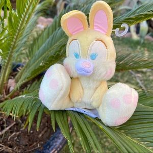 Disney Big Feet Bambi Miss Bunny Plush